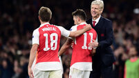Manchester's loss is Arsenal's gain as Wenger has 'perfect week'