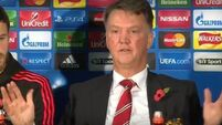 WATCH: Under-fire Louis van Gaal storms out after media meltdown