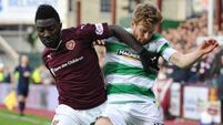 Hearts v Celtic - Scottish Premiership - Tynecastle Stadium