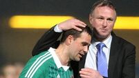 Northern Ireland boss Michael O'Neill up for friendly send-off