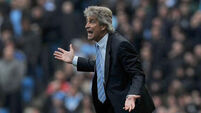Manuel Pellegrini calm despite Manchester City injury worries