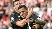 Philippe Coutinho returns for Liverpool ahead of Sion clash