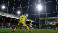 Crystal Palace v Swansea City - Barclays Premier League - Selhurst Park