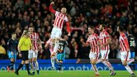 Stoke ease into Capital One Cup semi-finals with comfortable win