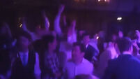 Killing In The Name sparks classic mosh pit at Kildare wedding
