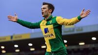 Norwich City v Aston Villa - Barclays Premier League - Carrow Road