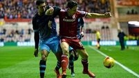 Middlesbrough back top after gritty win over  Sheffield Wednesday