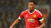 Louis van Gaal puts faith in Martial plan