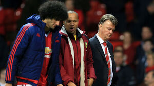 Louis van Gaal back at work but for how long?