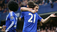 Chelsea v Sunderland - Barclays Premier League - Stamford Bridge