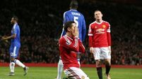 Manchester United v Chelsea - Barclays Premier League - Old Trafford