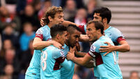 West Ham boost as Dimitri Payet closes in on return