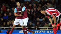 West Ham United v Southampton - Barclays Premier League - Upton Park