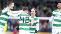 Celtic extend their lead to seven points