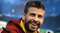 Gerard Pique fears Stoke and thinks Barcelona wouldn't win the Premier League