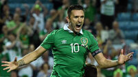 VIDEO: We're ready for Bosnia battle, declares bullish Robbie Keane