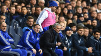 Jose Mourinho says Diego Costa is a happy camper