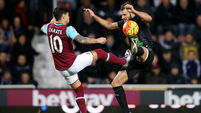 West Ham United v Stoke City - Barclays Premier League - Upton Park