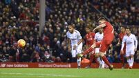 Liverpool win heaps pressure on Garry Monk