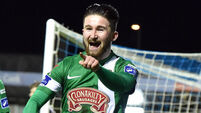 Sean Maguire gets Cork City off to a flyer against Bohemians