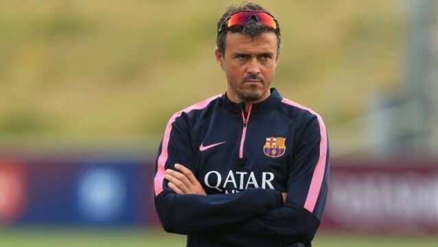Luis Enrique insists brilliant Barcelona can improve in many areas