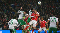 Simon Church goal spoils Northern Ireland's send-off against Wales