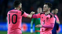 Morale-boosting win for Scotland against Czech Republic