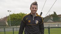Ex-Premier League footballer David Bentley fell back in love with sport thanks to the GAA