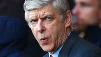 I expect fan fury if we lose derby against Tottenham, declares Arsene Wenger