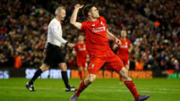 Liverpool enjoy 'Instant Karma' on Manchester City