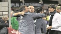 Martin O'Neill hails fans' 'performance' in victory over Germany