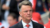 Louis van Gaal hits back at Paul Scholes with sticks and stones jibe