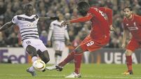 Brilliant Benteke seals victory for Liverpool by blowing Bordeaux away