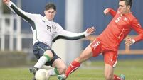 O'Shea to the rescue for Ireland U17s