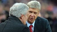 Stoke City v Arsenal - Barclays Premier League - Britannia Stadium