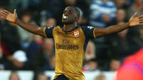 Joel Campbell's day of liberation