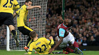 West Ham maintain European prospects