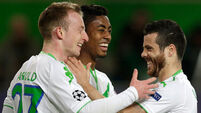 Wolfsburg double leaves Real Madrid stunned