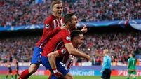 Better call Saul as stunner puts Atletico Madrid in driving seat