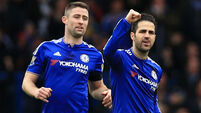 West Ham hit out at late Chelsea penalty