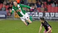 Mark O'Sullivan saves Cork City's blushes