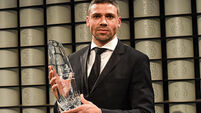 Jon Walters 'privileged' to win player of the year award