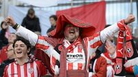 Derry City make it three on the spin with late win