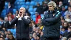 Manuel Pellegrini happy to avoid Barcelona in Champions League