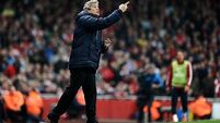 Manuel Pellegrini says Manchester City well placed to pounce