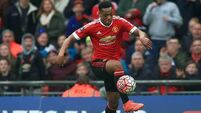 TERRACE TALK: Man United - Anthony Martial saves a season but not Louis van Gaal