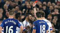 Gus Hiddink can't control Chelsea bad boy Diego Costa