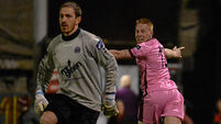 Late Mark Quigley penalty denies unlucky Wexford Youths