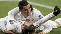 Bale on Ronaldo: 'We get on really well'