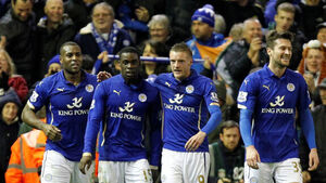 Jeff Schlupp says  Claudio Ranieri's 'bell' keeps Leicester grounded
